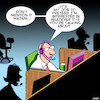 Cartoon: Call centre (small) by toons tagged telemarketing,call,centre,manners,tech,support,helpline