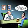 Cartoon: Contraception pill for men (small) by toons tagged contraceptives,beer,the,pill,safe,sex,brewers,droop