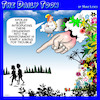 Cartoon: Garden of Eden (small) by toons tagged environment,god,angels,bible,stories