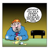 Cartoon: hopeless drunk (small) by toons tagged pubs,drinking,alcohol,abuse,aa,friendship,bars,beer,spirits