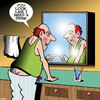 Cartoon: Need a drink (small) by toons tagged alcohol,drinking,alcoholic,need,drink
