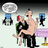 Cartoon: Openly gay (small) by toons tagged gay,nudity