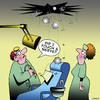 Cartoon: Ouch (small) by toons tagged dentist,dentistry