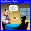 Cartoon: Pizza (small) by toons tagged gluten,free,lactose,pizza,low,carb