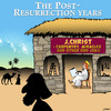 Cartoon: Resurrection cartoon (small) by toons tagged resurrection,carpentry,woodwork,miracles,nazereth