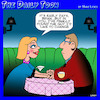 Cartoon: True love (small) by toons tagged love,at,first,sight