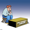 Cartoon: Truth in advertising? (small) by toons tagged self,assembly,furniture,truth,in,advertising,ikea