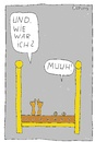 Cartoon: Im Bett 18 (small) by Müller tagged imbett,bett,bed,kuh,cow,sex