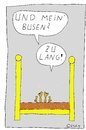 Cartoon: Im Bett 25 (small) by Müller tagged imbett,inbed,sex