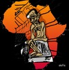 Cartoon: afrique la famine (small) by alafia47 tagged famine,afrique