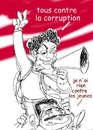 Cartoon: anti corruption (small) by alafia47 tagged corruption