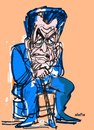 Cartoon: sarko (small) by alafia47 tagged alafia,caricature