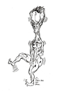 Cartoon: DANCING DAYS ARE HERE AGAIN (small) by Toonstalk tagged alien,dance,fever