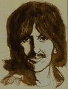 Cartoon: GEORGE (small) by Toonstalk tagged george,the,beatles,harrison