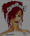 Cartoon: RIHANNA (small) by Toonstalk tagged rihanna,performer,singer,sandm,beautiful,girl,diva