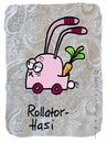 Cartoon: Hasi 105 (small) by schwoe tagged hasi,hase,senior,rollator,gehhilfe,alt,alter