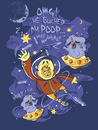 Cartoon: i can touch the stars (small) by bkopf tagged can,touch,the,star,omg,he,touched,my,poop,meta,mephisto,bkopf