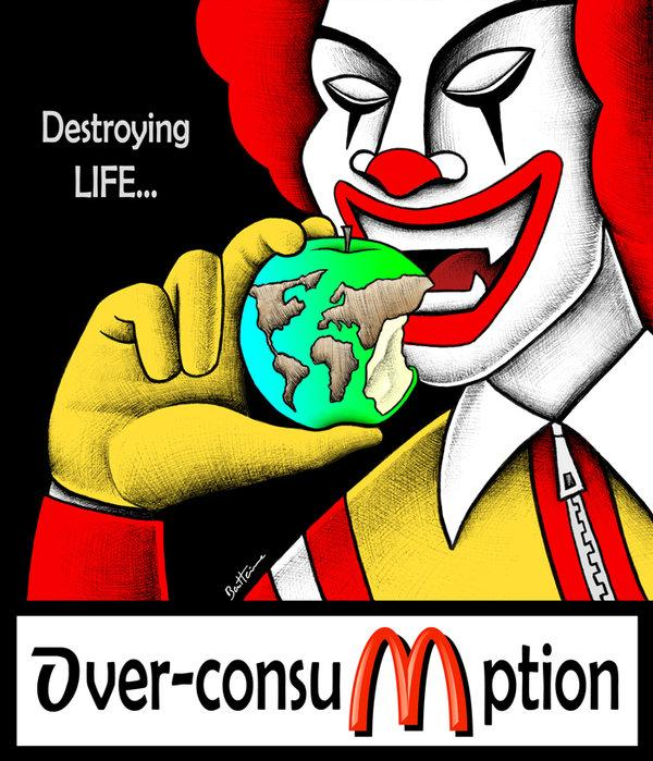 the dangers of consumerism Consumerism and creativity  1 exceedingly harmful  the most prevalent  problem in the our capitalist, consumerist, western society.