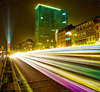 Cartoon: Brussels by Night (small) by BenHeine tagged brussels,bynight,night,photography,benheine,exposure,lights,architecture