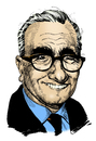 Cartoon: Martin Scorsese (small) by Eoin tagged caricature,karikaturen,famous,people