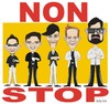 Cartoon: Non Stop (small) by bacsa tagged non,stop