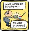 Cartoon: Glühbirnenalternative (small) by Clemens tagged glühbirne,ökologie,glühbirnenverbot