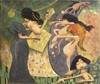 Cartoon: Damenmannschaft (small) by Uschi Heusel tagged ratte,ludwig,klimt,damen,mannschaft,endsieg,tor