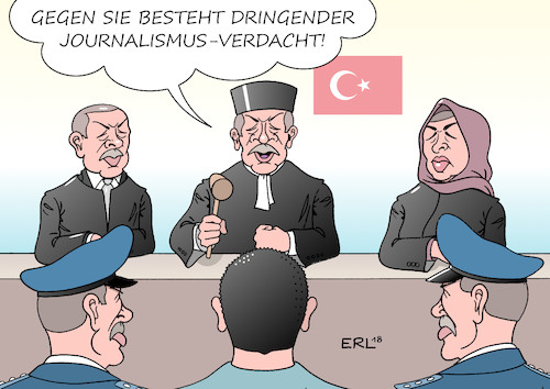 Türkei Journalismus
