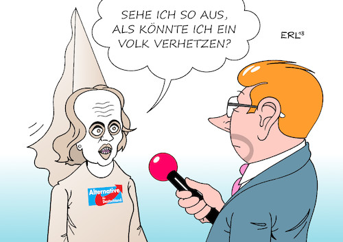Cartoon: Von Storch (medium) by Erl tagged beatrix,von,storch,afd,rechtspopulismus,rechtsextremismus,rassismus,anzeige,volksverhetzung,beschimpfung,muslime,araber,twitter,kommentar,polizei,internet,text,arabisch,adel,adelig,burgherrin,karikatur,erl,beatrix,von,storch,afd,rechtspopulismus,rechtsextremismus,rassismus,anzeige,volksverhetzung,beschimpfung,muslime,araber,twitter,kommentar,polizei,internet,text,arabisch,adel,adelig,burgherrin,karikatur,erl