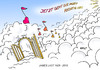 Cartoon: James Last (small) by Erl tagged hans,james,last,musik,big,band,bandleader,tanzmusik,easy,listening,happy,sound,party,partykönig,tod,himmel,noten,lied,karikatur,erl