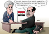 Cartoon: Kerry im Irak (small) by Erl tagged irak,iraq,usa,außenminister,kerry,regierungsschef,al,maliki,schiiten,sunniten,kurden,regierung,einheit,einheitsregierung,unterdrückung,benachteiligung