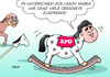 Cartoon: SPD Zugpferd (small) by Erl tagged spd,bundestagswahl,2017,kanzlerkandidat,zugpferd,wahlkampf,sigmar,gabriel,martin,schulz,pferd,schaukelpferd,steckenpferd,cdu,csu,union,kanzlerkandidatin,angela,merkel,alternativlos,karikatur,erl