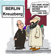 Cartoon: INTEGRATION..word for 2010... (small) by EASTERBY tagged integration,immigrants,immigration