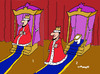 Cartoon: Throne of Kings (small) by EASTERBY tagged kings,throne,toilet