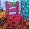 Cartoon: Fre Silla (small) by Munguia tagged vincent,van,gogh,strawberry,chair,parody,famous,painting,fresa