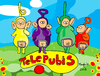 Cartoon: Telepubis (small) by Munguia tagged teletubies,fun,parody,characters,tv,2000