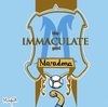 Cartoon: The Immaculate Goal (small) by Munguia tagged madonna maradona immaculate collection hand god goal soccer argentina