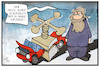 Cartoon: Diesel-Fahrverbot in Mainz (small) by Kostas Koufogiorgos tagged karikatur,koufogiorgos,illustration,cartoon,diesel,fahrverbot,mainz,gutenberg,presse,druck,druckpresse,umwelt,stickoxid,nox,gericht,urteil,justiz,erfindung