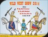 Cartoon: Wild West 2014 (small) by JotKa tagged ukraine,amerika,usa,russland,russia,eu,europe