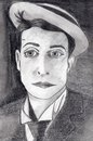 Cartoon: Buster Keaton (small) by Marcello tagged buster,keaton