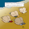 Cartoon: Strandurlaub (small) by Dodenhoff Cartoons tagged strand,übergewicht,langeweile,meer,sommerurlaub,zivilisationskrankheiten,adipositas,strandsand,verdauungsprobleme,lethargie,touristen,tourismus
