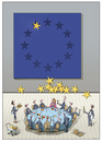 Cartoon: eu krizes (small) by kurtu tagged es