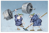 Cartoon: Sport (small) by kurtu tagged sport