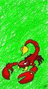 Cartoon: Scorpion (small) by talbiez tagged skorpion,scorpion,sternzeichen,tier,aggressiv