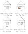 Cartoon: ... (small) by Tobias Wieland tagged peter,kraus,haus