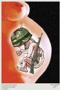 Cartoon: soldier !.. (small) by Hilmi Simsek tagged soldier,asker,gun,silah,hamile