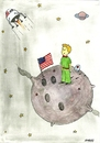 Cartoon: The Little Prince (small) by emraharikan tagged the,little,prince