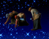 Cartoon: les glaneuses (small) by Medi Belortaja tagged les,glaneuses,stars,space,night,sky