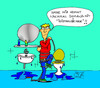 Cartoon: idiotensicher (small) by SHolter tagged idiotensicher