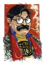 Cartoon: Paco Ignacio Taibo II (small) by giuliodevita tagged paco,ignacio,taibo,writer